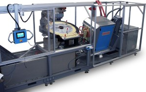 Radyne Fastener Heat Treating System